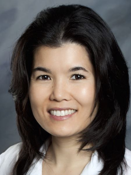 Photo of Jennifer Hui, MD, Vice President, Finance and Administration